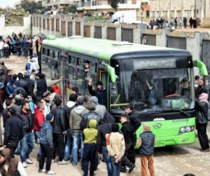 المجالس المحلية المهجرة: إعادة التشكيل في بيئات جديدة