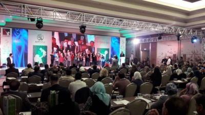 مؤتمر: من هنا الطريق - ملتقى إرادة الحياة لبناء المجتمع السوري