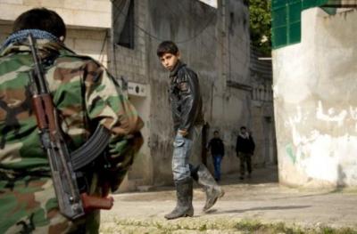 نوار أوليفر مصرحاً لوكالة  AFP عن السيناريو المتوقع لفصائل الجنوب