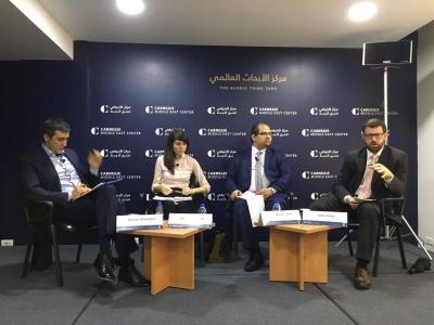 ندوة مركز كارنيغي حول اللامركزية والإدارة الذاتية في سورية