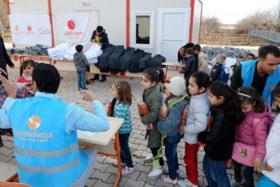 اجتماع تشاوري بين منظمات المجتمع المدني التركية والسورية