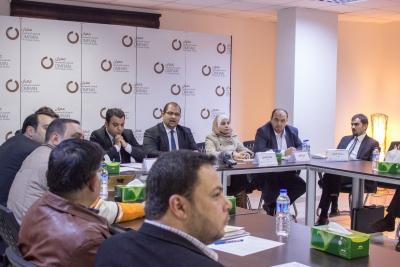 نظم مركز عمران ندوة حول الكتاب السنوي الثاني في مدينة غازي عنتاب