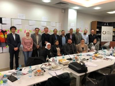 مجموعة تركيز لتطوير خارطة طريق نحو اللامركزية في سورية المستقبل