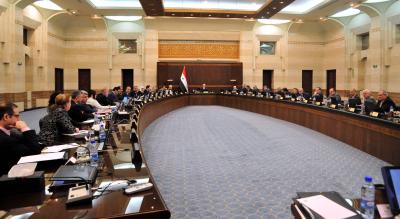 الواقع الحوكمي وإعادة الإعمار في مناطق النظام السوري خلال شهر حزيران 2018
