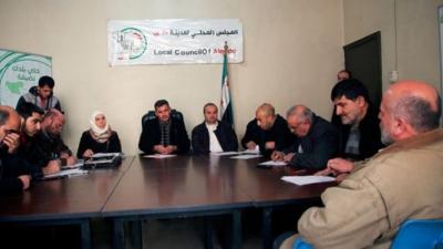 مشهد ما بعد غياب المجالس المحلية في سوريا