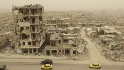 الواقع الحوكمي وإعادة الإعمار في مناطق النظام السوري خلال شهر شباط 2019
