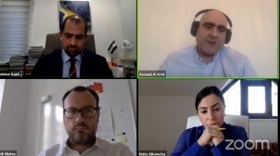 ندوة نقاشية افتراضية | منظمات المجتمع المدني السوري في بيئة غير مستقرة