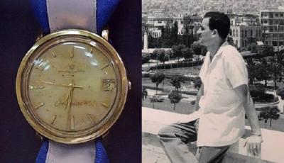 ساعة إيلي كوهين ( كامل أمين ثابت ) تدق في تل أبيب مجدداً