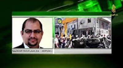 على قناة دار الإيمان الفضائية: الثورة السورية واستهداف النظام لمدينة حلب