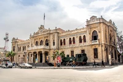 محمد منير الفقير | حول نية حوكمة نظام الأسد تحويل محطة الحجاز لمنتجع سياحي وفندق خمس نجوم