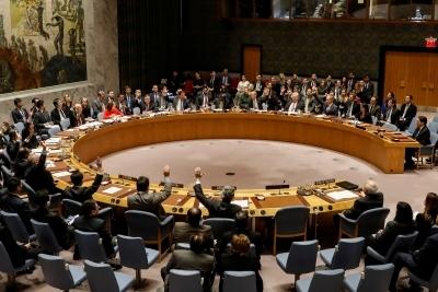 مشروع بحثي بعنوان: سورية والأمن العالمي
