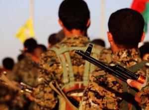 البنى العسكرية والأمنية في مناطق الإدارة الذاتية