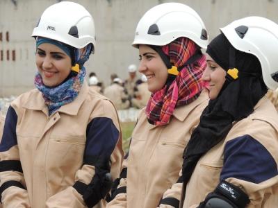 ثنائية (العمل-التعليم) النسائي في المناطق المحررة... بين الواقع والمأمول