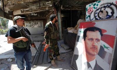 الواقع الأمني في سورية وسبل حوكمته