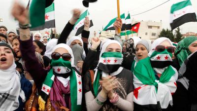 دراسة حول مشاركة المرأة السورية في العمل السياسي