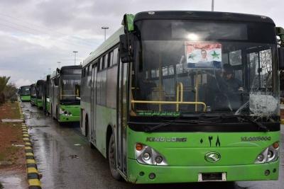 إدارة أزمة ملف المهجرين والنازحين في إدلب